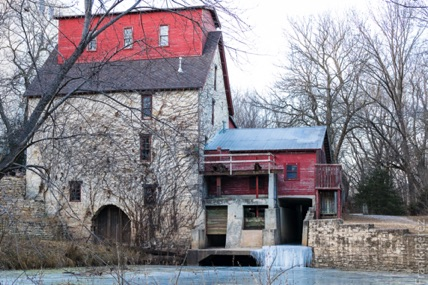 Old Oxford Mill, Oxford, KS