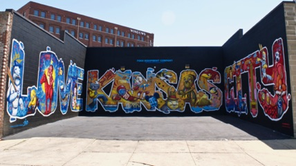 KC Mural Kansas City, MOs