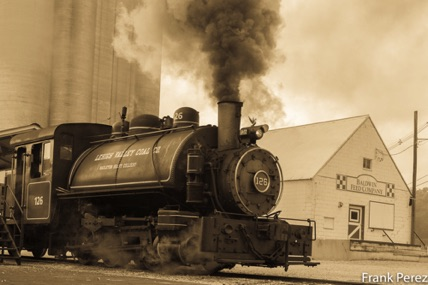"""Sadie"" at the Midland Railway, Baldwin City, KS"